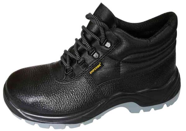 High Ankle Safety Boots for tough working conditions like Construction, Oil & Gas Industry, Engineering.