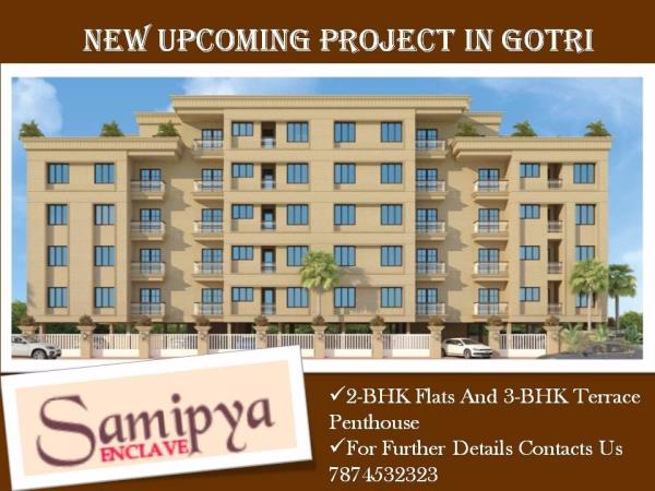 2 BHK FLATS  AND 3 BHK PE