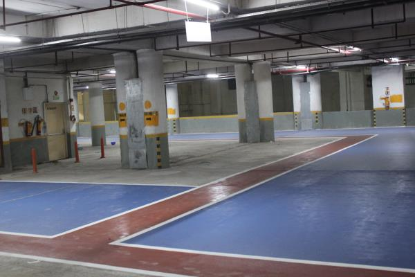 Car Parking Coating System  We are the authorised applicators for Car Parking Coating System of Flowcrete India. We have executed more than 7.5 Lac Sq. Ft. of PU Coating for Car Parkings in DLF Cybercity.  For more information please log in to www.zenithflooring.com