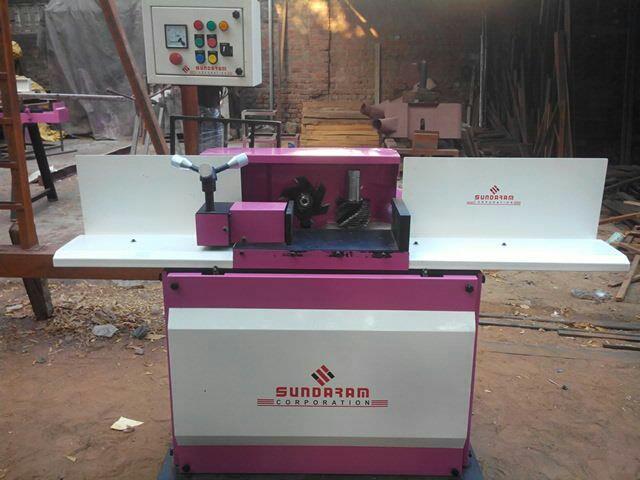 Wood Finger Joint Machine  - by VAIBHAVLAXMI INDUSTRIES, Ahmedabad