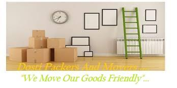 Dosti packers and movers offers great packing and moving services deals in Pune. Got Best Feed back My working  Sharad Tiwari:- I used dosti packers and movers service for households goods moving this service excellent good packing and tran - by Dosti Packers And Movers Pune, Pune