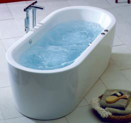 FREE STANDING BATH TUBS  indiabizzness is provided free standing bath tubs and bathroom fighting product know more detail please visit http://www.indiabizzness.com/products.php?id=76