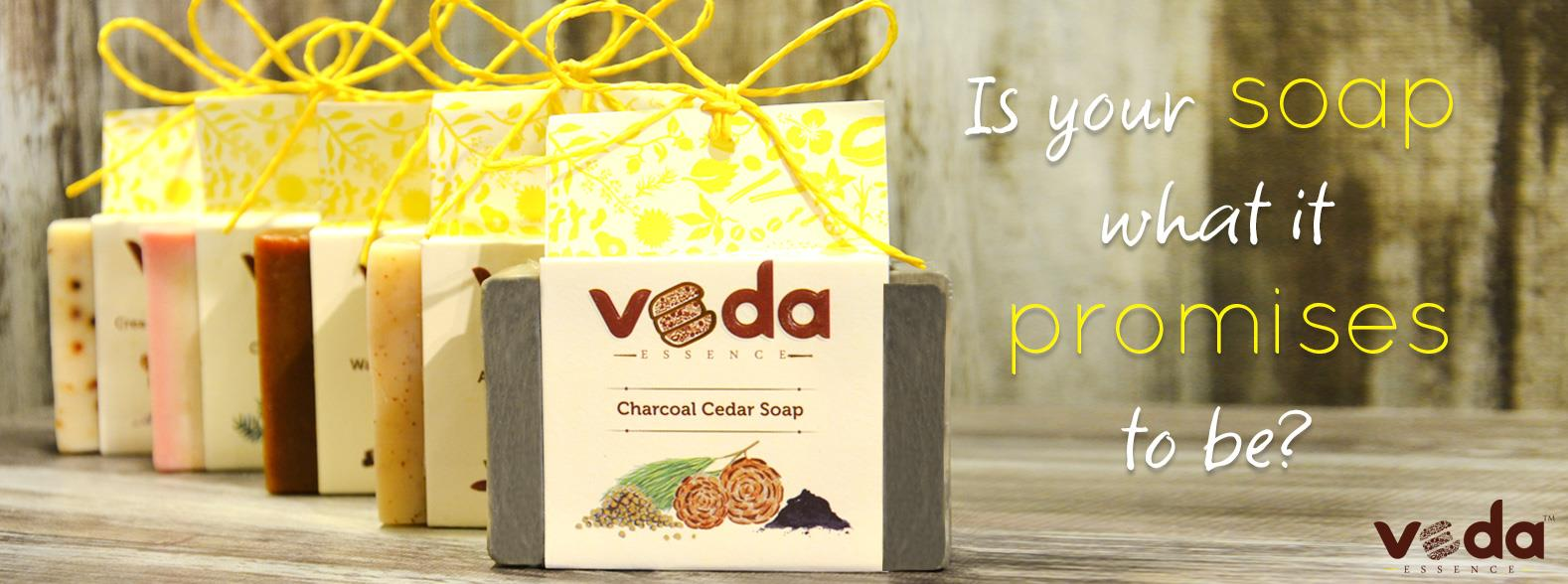 Veda Essence Purely on the idiom of #Ayurveda and has the vision to Spread the #benefits of #Ayurveda around the world. Therefore, Veda Essence brings purely #herbal #natural #handmade #skincare products which helps your skin to breath. Lets start with #BathingSoaps, Veda Essence has only the 30 varieties of #Handmade #BathingSoaps for different #skintypes. One Soap take #21days to get mould. Feel the experience of #luxurious #Bathing with Veda Essence handmade Soaps.  Click on 'Call Button' below or visit our website: https://goo.gl/Al1gsg