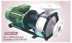 Creative engineers are leading manufacturer, supplier and exporters of Seal less magnetic drive pump from Delhi, India.    Seal Less Magnetic Driven pump are available in MOC of PP and PVDF.    For more information visit our website