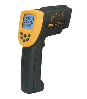 Infra Red Digital Thermometer    Fostered with immense business expertise, we are engrossed in the arena of presenting Infra Red Digital Thermometer. So as to preserve exceptionality and supremacy in our presented products range, we spend some time with our clients so as to understand their needs in the most effective way. Broadly valued and applauded in the industry due to their flawless finishing, effective performance and reliability, this presented Infra Red Digital Thermometer is immensely valued. To add, our customers can get this product from us at most economical costs.  Features: Long lasting service life Quality product Fine finish