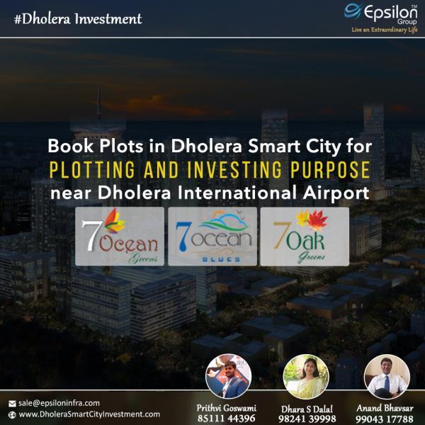 #Plots-in-Dholera #Best-Plotti