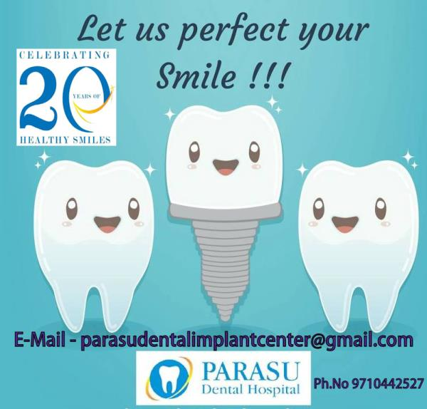 Do You Know About Dental Implants  ?  Consult With our Dentist   For online Appoinments :-  https://www.practo.com/chennai/doctor/parasudentalhospitalm-gmail-com-dentist  Contact :- +91 9710442527 / 7299004333  E-Mail :- parasudentalimplant - by Parasu Dental Hospital - 9710442527, Chennai