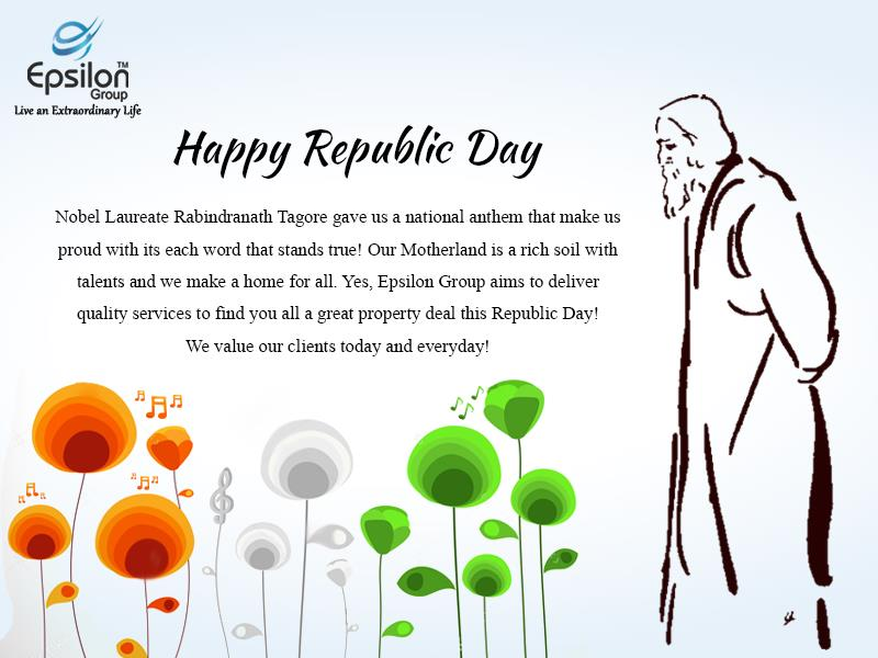 Happy Republic day from Epsilo