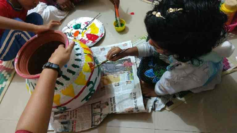 Montessori schools and Daycare in Kadugodi, Whitefield  Dayspring Montessori House of Children is one of the best Montessori schools in Kadugodi, Whitefield. We follow Montessori curriculum and Play-way curriculum for the development of the - by Dayspring Montessori House of Childern, Bengaluru
