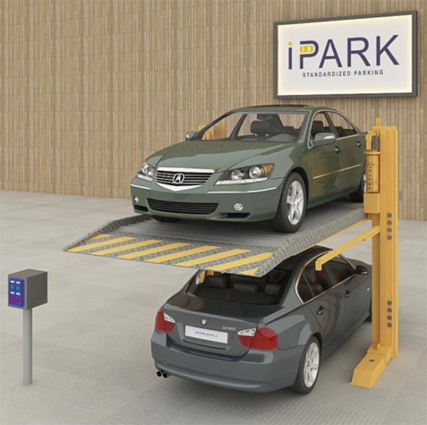 IPark A Venture Of INDEL ENGINEERING LTD. is leading Manufacturer of twin parking in Ahmedabad, Gujarat, India.  we are providing best quality of material as per client's requirements.  For More Details Call Now: +91 9998043646  +91 9998083 - by iPark A Venture Of  INDEL ENGINEERING LTD., Ahmedabad