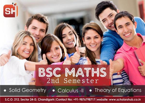 Mathematics Coaching is provided for all classes by highly qualified and experienced maths teacher. Bsc Maths Coaching in Chandigarh  Msc Maths Tuition in Chandigarh  BA Maths Coaching in Chandigarh  Solid Geometry Tuition in Chandigarh  Calculus Coaching in Chandigarh  Msc Maths Coaching in Chandigarh  Msc Maths Entrance coaching in Chandigarh  Scholars Hub 9876798717