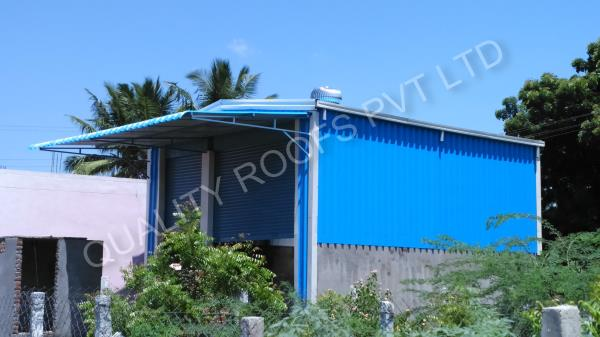 Metal Roofing Contractors In Chennai                       We are the best Metal Roofing Contractors In Chennai. The offered sheds are manufactured using finest quality material that is sourced from reliable vendors of market. These sheds are widely acknowledged for their longer functional life and weather resistance. Modern tools and advance technology are used to fabricate these sheds in strict compliance with industry set guidelines.  we are able to provide superlative quality of Metal Roofing Shed. This Metal Roofing shed is manufactured as per the standard of industry using supreme class material under the supervision of skilled professionals.