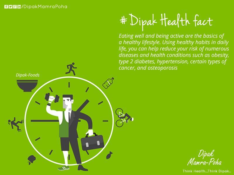 Dipak Health fact