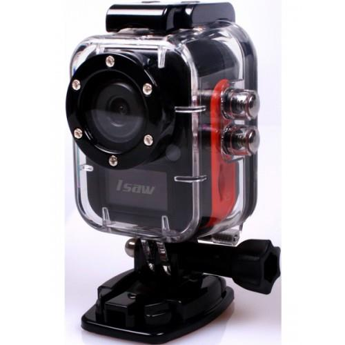 ISAW CAMERA Compact sized real hd action cam  Real hd 1280x720 resolution  Real-time recording (720p 30fps)  Mega pixel high precision CMOS lens  12o degree wide angle view  50m(160ft) waterproof  Rechargeable li-ion battery  1-Inch LCD win - by Orion Motors India, Bengaluru