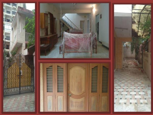 4BHK Bunglow with 4000 S
