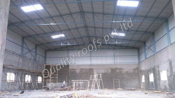 Industrial Roofing Contractors In Chennai                  We are the Leading Industrial Roofing Contractors In Chennai. Industrial Shed Manufacturers Shed work due to precautions by our team. Due to the hard work of our excellence of our team members, we have gained high profile as well as great customers throughout the years! If you are in need of a new Industrial Shed Manufacturers, we would consider it a privilege to provide you with the well finishing Industrial Shed Manufacturerswork possible.  This service is executed by our ingenious professionals using the best quality raw material and high-end technology. This service is highly demanded in factories, workshops, warehouses, schools and hostels for effective ventilation. The provided services are executed as per the various demands of our valuable clients. Apart from this, we are offering these services to our esteemed clients at budget-friendly price.