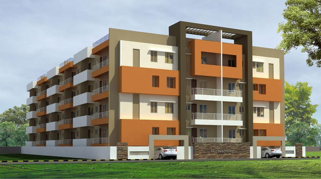 2 and 3 bhk budget luxury apartment for sale in ullal main road near nagarabhavi this property offering you an opportunity experience an enriched quality of life each  its very near to schools colleges malls hospitals and bda park etc - by i1 Properties Pvt ltd, Bangalore