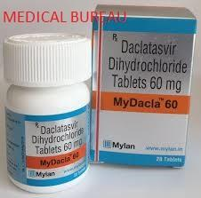 My Dacla ( Daclatasvir Dihydrochloride) Big Dealers In India Best Prices Available Contact-Medical Bureau                +91-9810663911   - by Medical Bureau, New Delhi