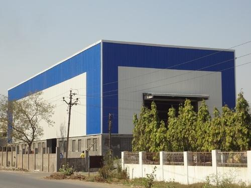 Color coated profile sheet manufacturer in Jaipur Rajasthan. We are manufacturer of color coated corrugated sheet, purlins (HR/ GP), Downtake Pipes, Tile Roof sheet, Flashings, Pre fabricated structures, turnkey projects, etc. We design, manufacture industrial buildings, factory buildings, airport hangers, etc.