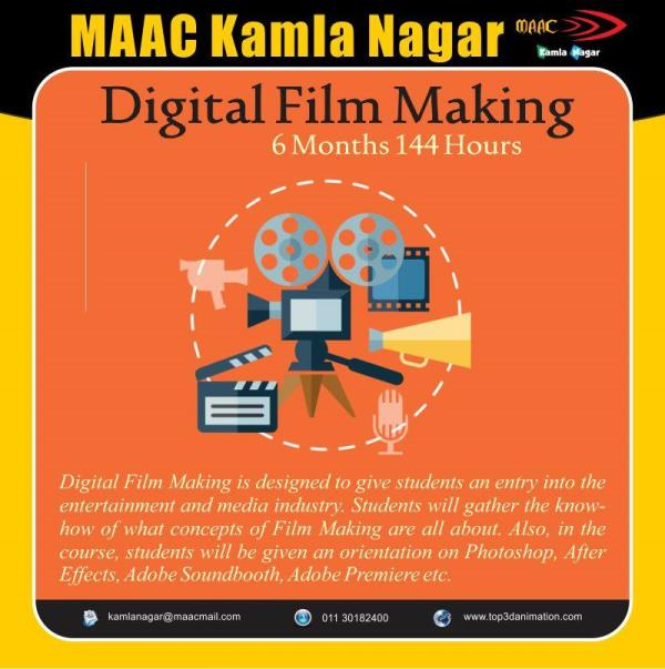 Apart from intensive classroom teachings, MAAC focuses and conducts several activities to make the student's industry ready in VFX, Animation, Film Making, Graphic and Web Companies. A student's showreel goes through various inspection levels before making them eligible for showcasing in interviews. Hence, CDT program is essential for all students. The Career Development Program focuses on working either side, professional skills along with presenting oneself for an interview.