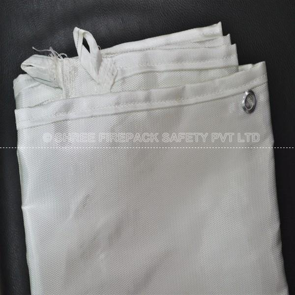 Welding Fire Blankets : are the Blankets used to Protect Machines and Equipments while Welding, We Manufacture High Quality Glass Fiber welding Blankets which gives 100 % protection for Fire without any affect on Machine.  For More Details  Drop your message below