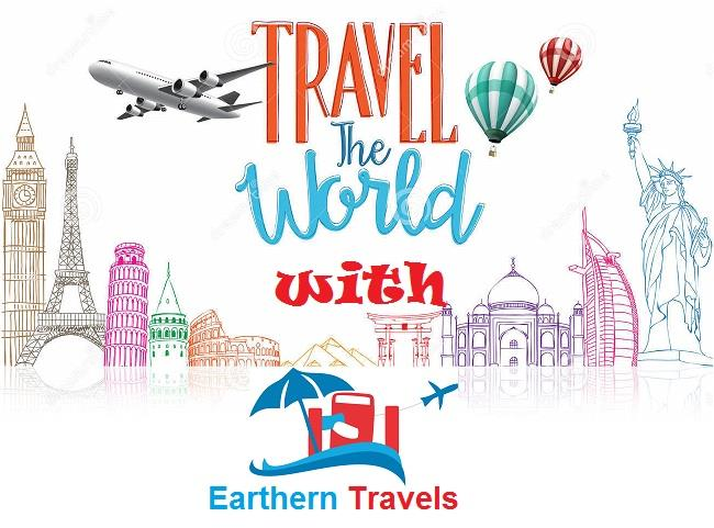 Earthern Travels provides the best and budget all tours packages around the world. We are leading online travel company in India and committed to our mission of creating best travel memories for everyone.