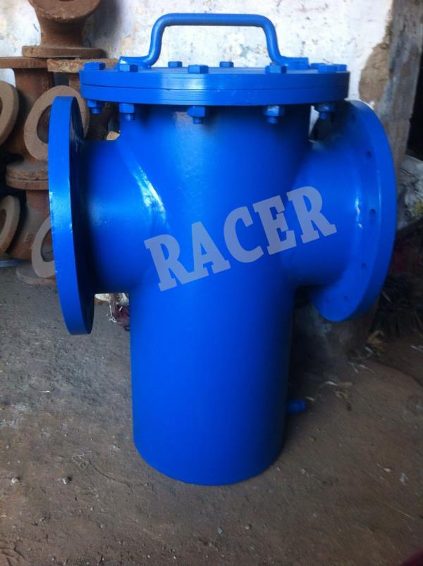 RACER VALVES IS LEADING MANUFACTURER OF T POT BASKET TYPE STRAINER  IN AHMEDABAD, GUJARAT, INDIA. WE ARE COUNTED AMONG THE PROMINENT ORGANIZATIONS ENGAGED IN PROVIDING A BROAD RANGE OF T POT BASKET TYPE STRAINER. OUR PRODUCTS ARE STRINGENTL - by RACER VALVES, Ahmedabad