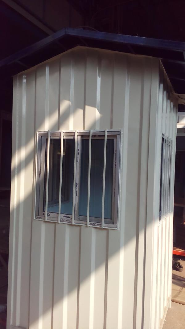 Security Cabin manufactured by us. If you looking for a Security Cabin you may contact us on this following numbers: 9830038833, 9830513888, 9836160707 - by Towa Chemical Solutions Pvt. Ltd., Kolkata