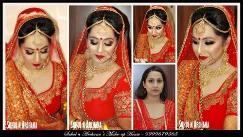 Best Makeup Artist in Noida Best Bridal Makeup Artist in Noida  Getting Engaged? Or it's your Mehndi? Or you are looking to glam up for your reception? Or its your Wedding ? Sukul n Archana's Makeup House will ensure you look the most beautiful and be the centre of attraction on your special Day.  Visit my official website at www.makeuphouse.co.in  Check my facebook page at sukuldevsmakeuphouse CALL:  9999679565
