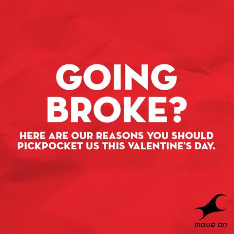 The day where you really want her to say yes. #MoveOn. - by Fastrack - MGF Metropolitan, Gurgaon, GURGAON