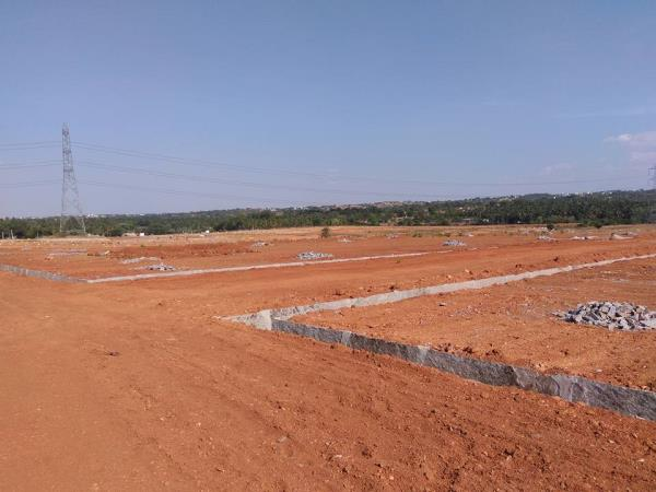 Ready for registration sites available in tavarekere towards nelmangala road - by vardhini housing private limited, Bangalore