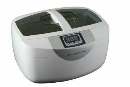 Ultrasonic cleaner  model no. :- CD-4820 2.5ltr capacity , fully digital   Available At JAY Corporation , Baroda , Gujarat