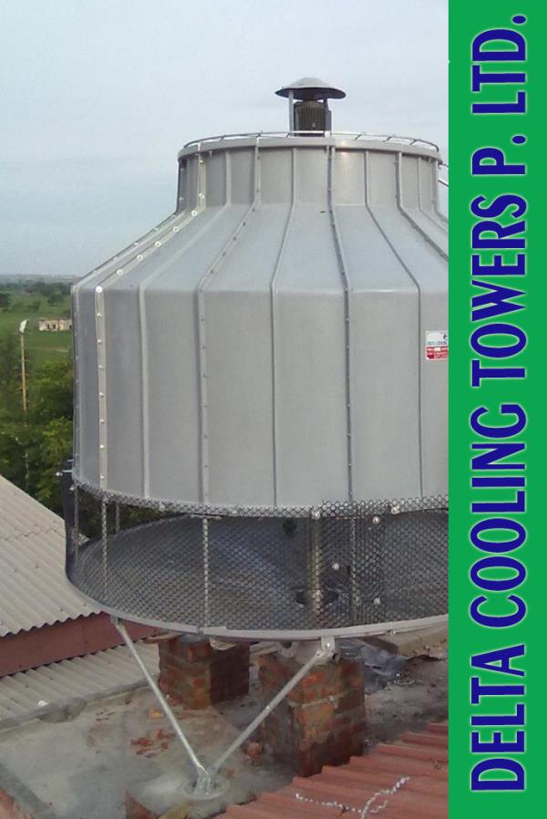 Cooling Tower  As a prominent manufacturer, exporter and supplier of high quality Cooling Tower, we are engaged in providing extremely efficient Water Cooling Tower to the clients - by Delta Cooling Towers P. Ltd.  9811156637, New Delhi