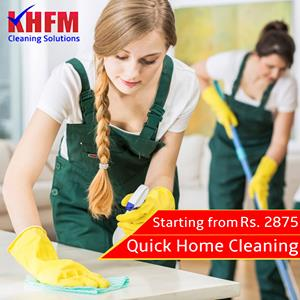 Home Cleaning Services In Mumbai   Home Cleaning Services In Mumbai   Kitchen Steam Cleaning   Windows & Exhaust Fan  Wiping of all the Appliances  Cabinets from outside as well as inside  Cabinets Should be emptied by the Customer  Kitchen Platform  Cobwebs Removal  Washing/ Wet Wiping of walls and ceiling  Bedroom   Furniture Dusting & Cleaning with special chemicals  Mattress Vacuuming  Floor cleaned by Steam machine  Lighting Fixtures  Washing/ Wet Wiping of walls and ceiling  Cabinets/Cupboards from outside as well as inside  Cabinets/Cupboards Should be emptied by the Customer  Bathroom Steam Cleaning   Showers and Taps  Windows & Exhaust Fan  Floor and Tile Steam Cleaning.  Cobweb removal  Windows & Grills  Mirror and Glass Cleaning with special chemicals  Toilet Seat & Washbasin Cleaning with special chemicals  Cabinets will be cleaned from outside  Cabinets Should be emptied by the Customer  Hall   Furniture Dusting & Cleaning with special chemicals  Furniture Dusting  Sofa Vacuuming  Windows and Grills  Lighting Fixtures  Floor cleaning will be done by Steam Machine  Balcony Cleaning  Washing / Wet-Wiping of walls and ceiling  Cabinets/Cupboards will be cleaned from outside as well as inside  Cabinets/Cupboards Should be emptied by the Customer  Service Summary:   Floor Cleaning– Use of cleaning and disinfecting Chemicals & Steam Machine to remove deep layers of dirt.  Toilet Cleaning – Disinfecting, Sanitizing and Steam Cleaning of Bathrooms and Toilets.  Furniture Cleaning – Vacuuming of all sofa's, and upholstery .  Walls and Ceiling – Special Washing / Wet-Wiping of walls and ceiling in the entire house.  Kitchen Cleaning – Cleaning of all furniture and Electrical Fixtures.  Window Cleaning -Cleaning all glass panes and windows that are safe to access.  Shelves and Cupboards – Cleaning from inside and outside in kitchen cabinets/shelves.  Other cabinets/cupboards in all other rooms will be cleaned from inside & outside.  Cabinets/Cupboards Should be em