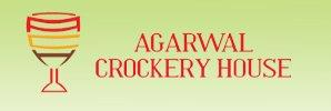 We Agarwal crockery house provide one stop solution for all kinds of hospitality products. This is a service related product used as  Stainless Steel MINI BAIN MARIE COUNTER WITH FOODPANS.It is an attractive functional unit with sneeze guar - by Agarwal Crockery House, Hyderabad