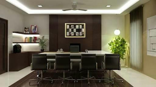 Office Interior Designers in Chennai. Abbot Interior Designers are the Top Corporate and Office Interior Decorator specialised in designing and decorating office spaces beautifully. This Office space interiors designed according to the client needs.  All the photos shown in this website are original works. For Designing the Interiors of Office, Corporates, Houses, Flats and Apartments approach us.  Best Interior Designing is guaranteed.