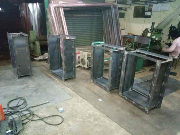 MS Fabrication  in AHMEDABAD  Gujarat India as per Custmer requirement