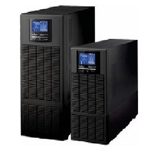 Emerson - Online UPS Dealers in Hyderabad, Vijayawada & Vishakhapatnam (Vizag)  GXT MTX+ 6kVA  Liebert GXT MTX+ 6kVA systems is true double conversion online UPS systems designed to provide with a capacity of 6 kVA. Liebert GXT MTX+ units feature total isolation of the load from the mains - isolating input and output sections, and making the systems ideal for VSAT applications. The units support hot standby configuration, making them suited for critical applications like banks.  The wide input voltage (160V-300V) makes the unit ideal for power conditions within India.   Features :- • IGBT Based Rectifier.  • Advanced DSP Based Control for High Performance and Reliability.  • Adjustable battery Configuration and Digital battery charger with adjustable charging current via LCD and Display.  • 3-Stage Extendable charging design for optimized battery performance.  • Built in Output Galvanic Isolation offers full protection and isolation and compare common mode noise rejection ratio.  • Active input power factor correction 0.99.  • Wide input voltage range (110 V -300 V).  • Inbuilt maintenance bypass switch allows easy maintenance of UPS system without powering down critical system for service.  • Intelligent monitoring and Software for better communication options.  • CE & ROHS Compliance.     Application:- • Data Networks : Business Critical Servers, Mid Range  Servers, Wifi applications & data networks. • Industrial  : Programmable Logical Controllers (PLC), Industrial Robots, Controls for Windmills & Cash Machines (ATM)  • Small & Medium Data Centers room to manage the small office network and business critical continuity. • Voice Networks : Cellular sites, Voice over IP (VOIP), Very small aperture Terminals (VSAT) PBX, and  IT enabled PBX.