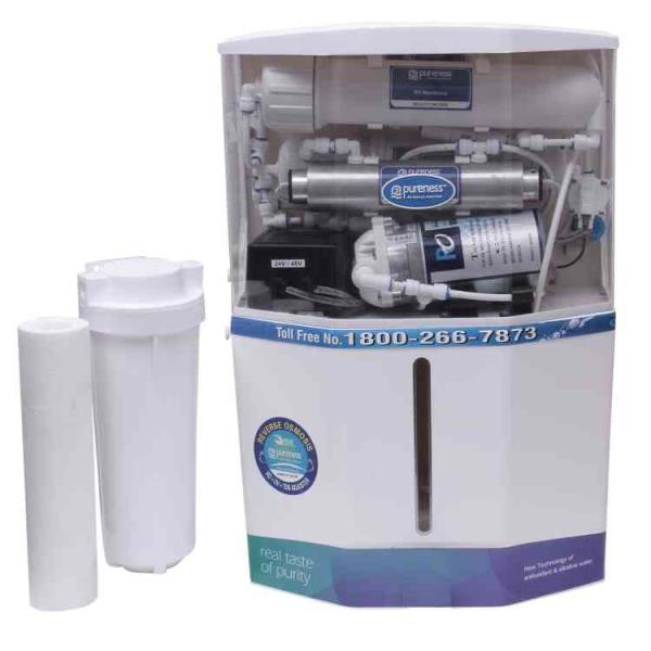 BEST RO WATER PURIFIER SUPPLIERS IN DELHI NCR  Manufactured using advance technology & superior grade material. These are widely appreciated for their easy installation and operation. All the purifiers are manually checked by the quality i - by PURENESS RO WATER PURIFIER 18002667873, New Delhi