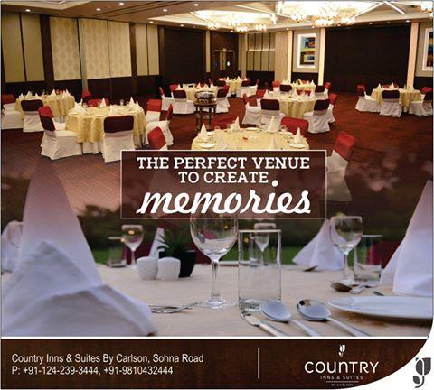 In these moments #time stood still at #Countryinnsuites #Sohnaroad #Gurgaon. For more details please click here: http://bit.ly/25ppGuf.