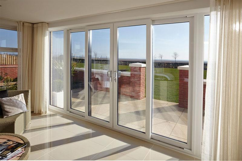 Windows/doors of BLK Lifestyle achieve very effective protection against such unpleasant surprises thanks to REHAU uPVC  profiles. Sashes and frames are made of stable, high impact resistant multi chamber uPVC profiles with integrated steel reinforcement. Highly effective security hardware combined with special glass provide the maximum achievable security for the windows. In addition, lockable handles are available.