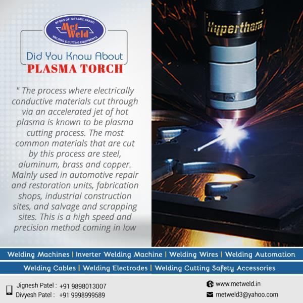 Did You Know About PLASMA TORCH?