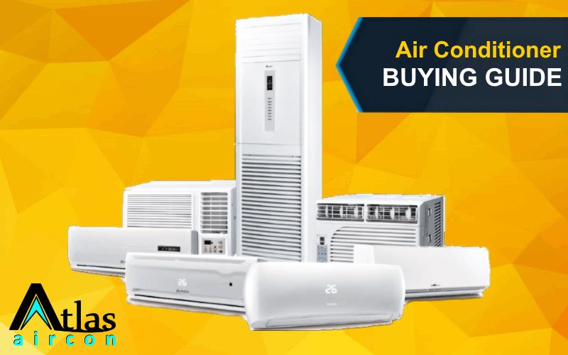 Don't Buy Air Conditioner Before Knowing This!  #ACBuyingGuide #BuyAC #AirConditioner  http://www.atlasaircons.com/blog/things-to-consider-before-buying-air-conditioner-ac-buying-guide/