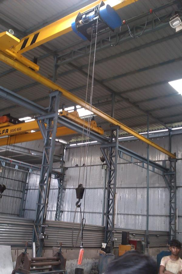 we are the leading manufacturer, supplier and exporter of the Electric wire rope hoist. we use the high quality material for manufacture. we use seamless drum for wire rope. our electric wire rope hoist are noise free and low in cost.   click on this link and watch the video of the electric wire rope hoist. https://youtu.be/AHdGGxpdN-4  for more details of the our product visit our website: www.eotcranesindia.com and contact to: +91- 9712542770