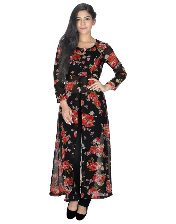 Shop for kurti. Buy Latest Kurtis Online. Ladies Kurtis - Buy Designer kurtis, Girls Kurtas, Kurtis Online. Casual Kurtis - Buy Casual Kurtis for Women and Girls Online. Buy Jaipur Kurti Women Kurtas & Kurtis online in India. Huge selection of Women Jaipur Kurti Kurtas & Kurtis at frozaz.com. All India FREE Shipping. Cash on .delivery also available.  For more Info visit  https://www.frozaz.com/in/p/Womens-Georgette-Kurti-Red-Black-/671
