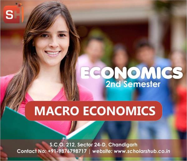 At Scholars Hub we are providing Macro Economics Classes and Quantitative Methods Tuition by Highly qualified and experienced faculty. Macroeconomics coaching in Chandigarh  Quantitative methods classes in Chandigarh