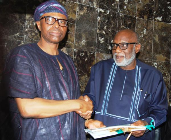 Ondo State: Olusegun Mimiko hands over Government to Rotimi Akeredolu;http://www.owambe.com/bella-naija/post/MjIzMXwxMTQ4MTM1MTMz  #OwambeNigeria - by Owambe Nigeria, Lagos