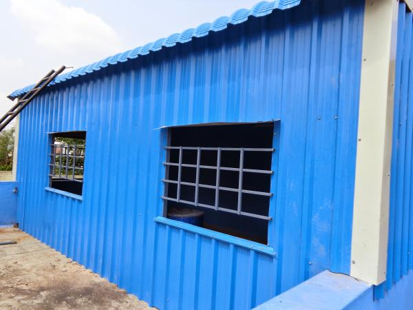Terrace Roofing Shed Contractors