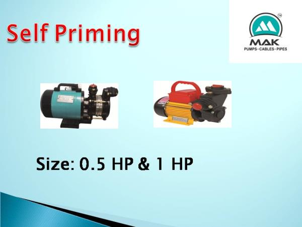 Mak Pump Industries is leading manufacturer of Self Priming pump in Ahmedabad, Gujarat, India.We are providing quality Pumps to our clients globally.  - by Mak Pump Industries, Ahmedabad