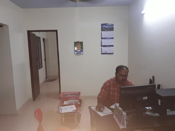 Our interior office premises.